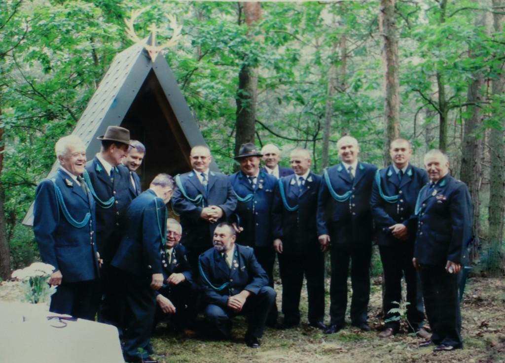 kapliczka Hubertowska obw nr366